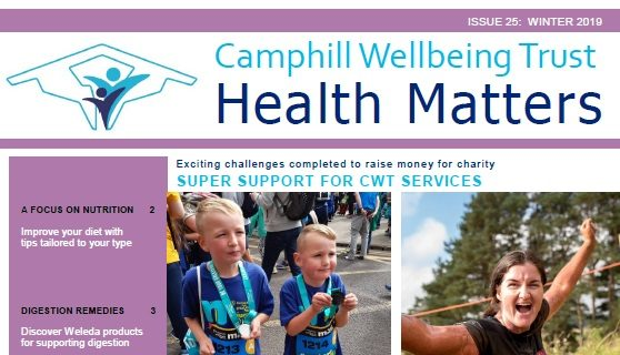 CWT Health Matters: Issue 25