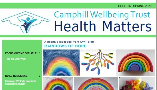 CWT Health Matters: Issue 26