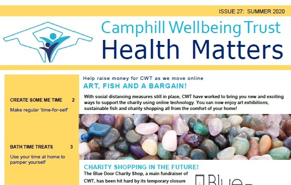 CWT Health Matters: Issue 27