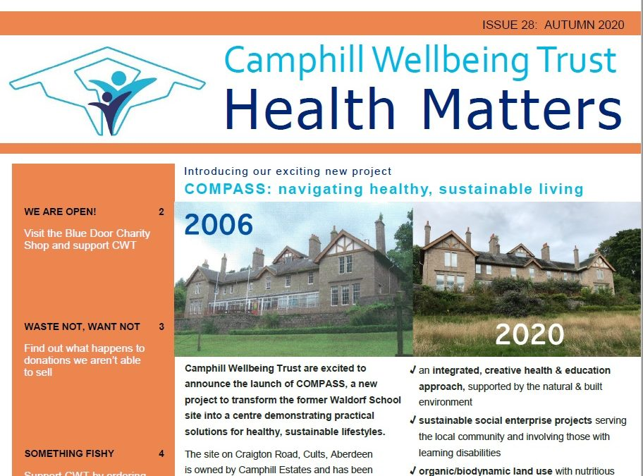 CWT Health Matters Issue 28