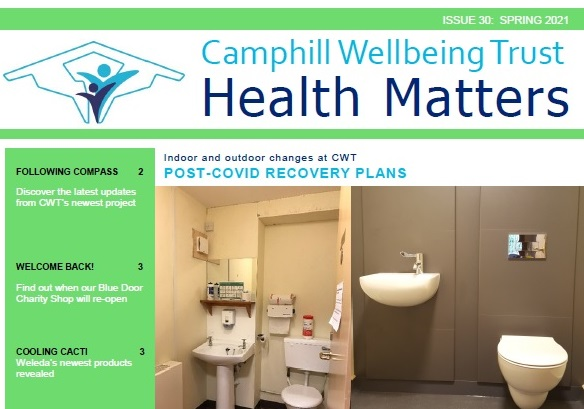 CWT Health Matters Issue 30