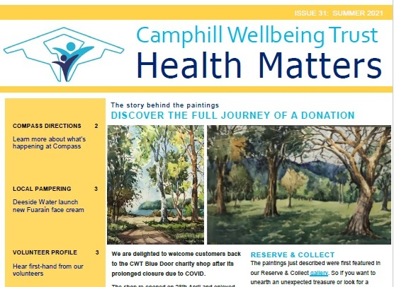 CWT Health Matters Issue 31